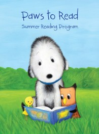 Paws to Read Art by Tad Hills