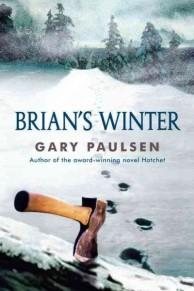 Brian's Winter book cover.