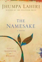 The Namesake book cover.