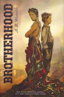 Brotherhood book cover.