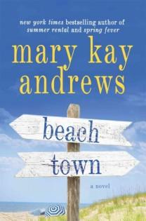 Beach Town book cover.