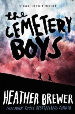 The Cemetery Boys book cover.