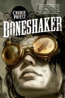 Boneshaker book cover.