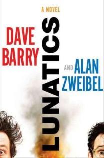 Lunatics book cover.