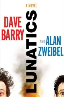 Lunatics book cover.