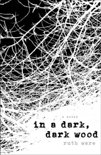 In a Dark, Dark Wood book cover.