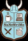 NaNoWriMo logo.