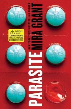 Parasite book cover.