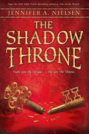 The Shadow Throne book cover.