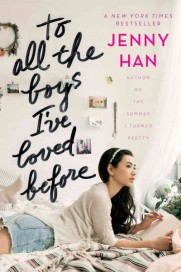 To All the Boys I've Loved Before book cover.