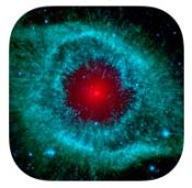 Space images app