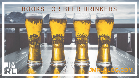 Books for Beer Drinkers - Blog Post Header