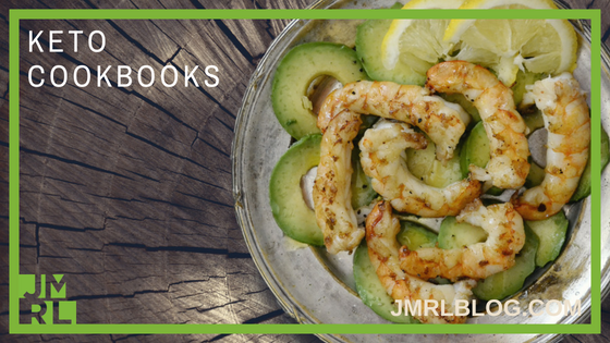 Keto Cookbooks - Blog Post Header