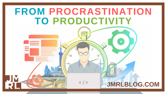 Productivity - Blog Post Header