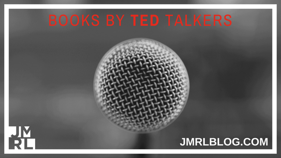 Books by TED Talkers - Blog Post Header