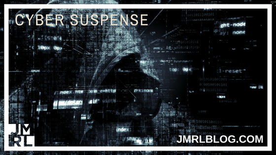 Cyber Suspense - Blog Post Header