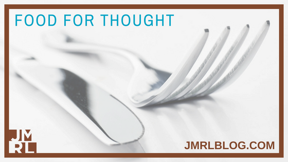 Food For Thought - Blog Post Header