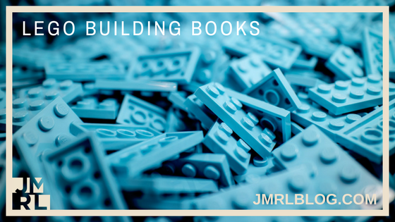 LEGO Building Books - Blog Post Header