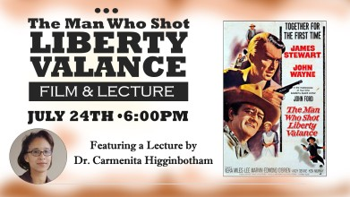The Man Who Shot Liberty Valance PPT (July 24, 2018)