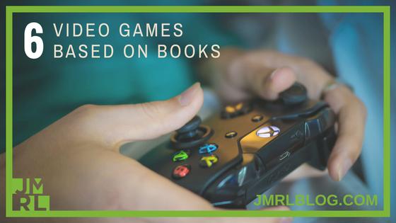 Video Games - Blog Post Header