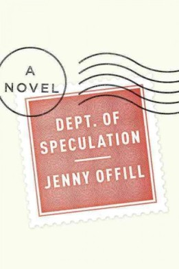dept of speculation cover