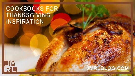 Thanksgiving Cookbooks - Blog Post Header