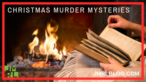 Christmas Murder Mysteries - Blog Post Header