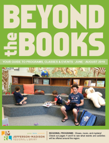 Beyond the Books Summer 2019 front cover
