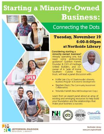 Starting a Minority-Owned Business (November 19, 2019) (1)